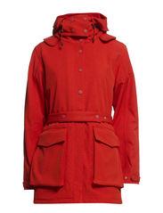 Rain - Brick Red