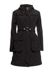 Rain Coat - Black