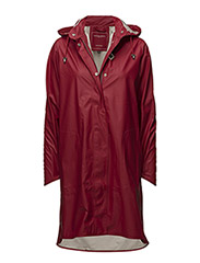 RAINCOAT - 303 DEEP RED