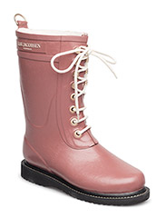 RAIN BOOT - MID CALF, CLASSIC WITH LACES - 321