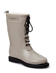 RAIN BOOT - MID CALF, CLASSIC WITH LACES - ATMOSPHERE