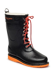 RUBBER BOOT - ORANGE