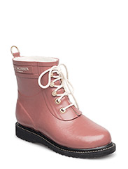 RAIN BOOT - ANKLE, CLASSIC WITH LACES - 321