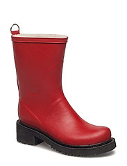 3/4 RUBBER BOOT - 300 RED