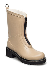Rubber boots - CAMEL