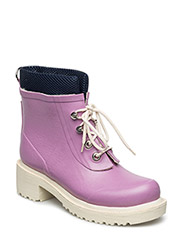 WOMEN SHORT RUB BOOTS - MULBERRY
