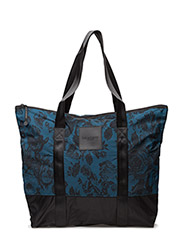 PRINTED SHOPPER - MIDNIGHT