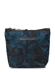 PRINTED PURSE - MIDNIGHT