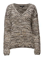 WOMENS KNITTED SWEATER - ATMOSPHERE