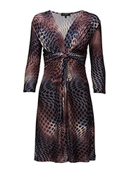 Dress - WARM ORANGE