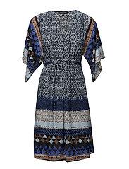 DRESS - BLUEBELL
