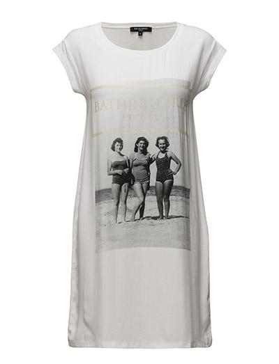Ilse Jacobsen WOMENS PLACEMENT PRINT DRESS