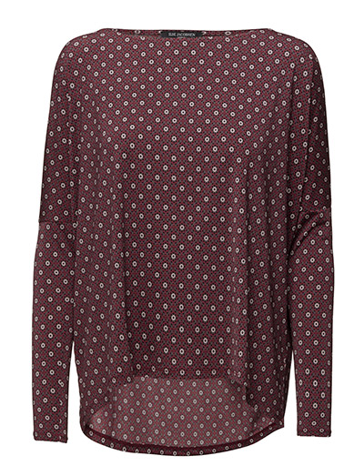Ilse Jacobsen WOMENS OVERSIZED BLOUSE