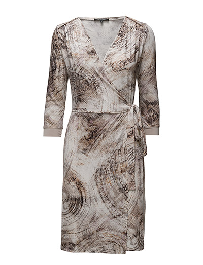 Ilse Jacobsen WOMENS SNAKE INSPIRED DRESS