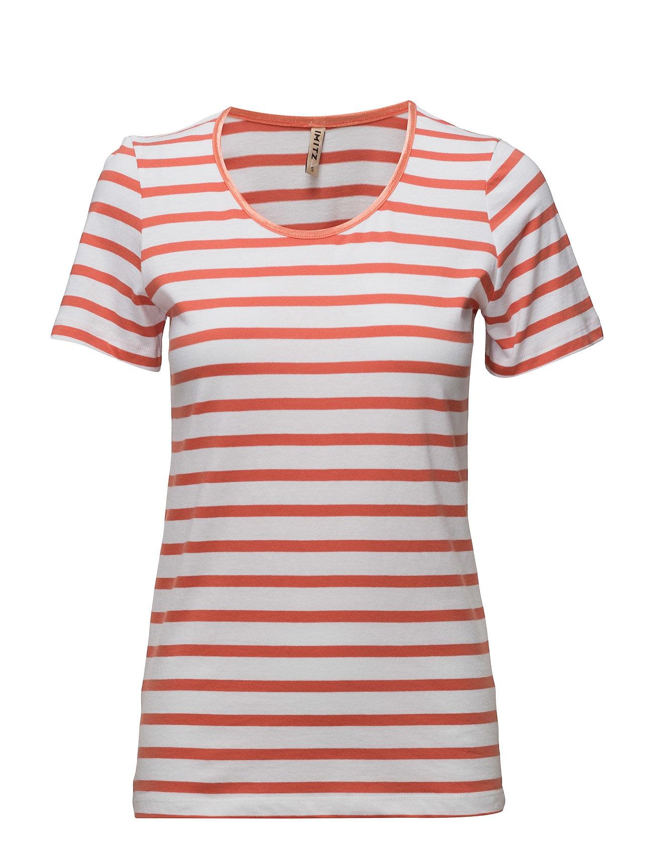 imitz T-shirt s/s på boozt.com dk