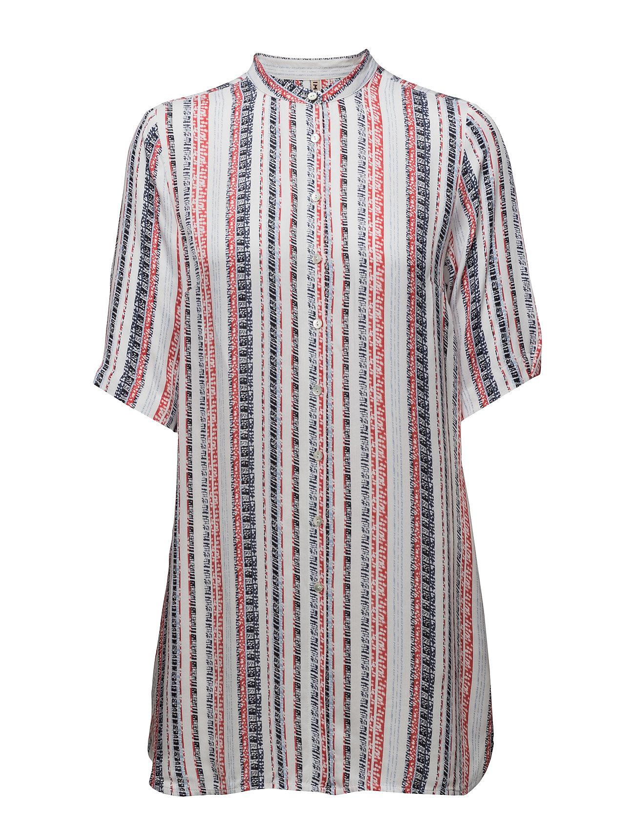Shirt S/S Woven Imitz  til Damer i