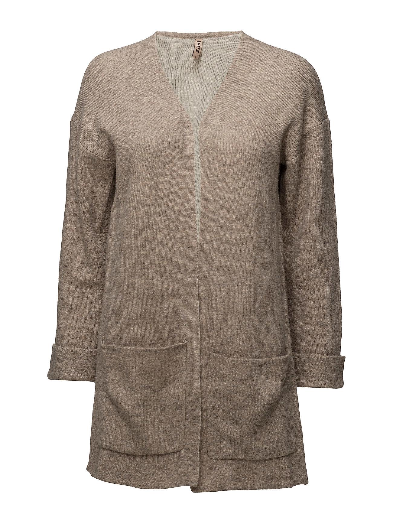 Cardigan-knit heavy fra imitz fra boozt.com dk