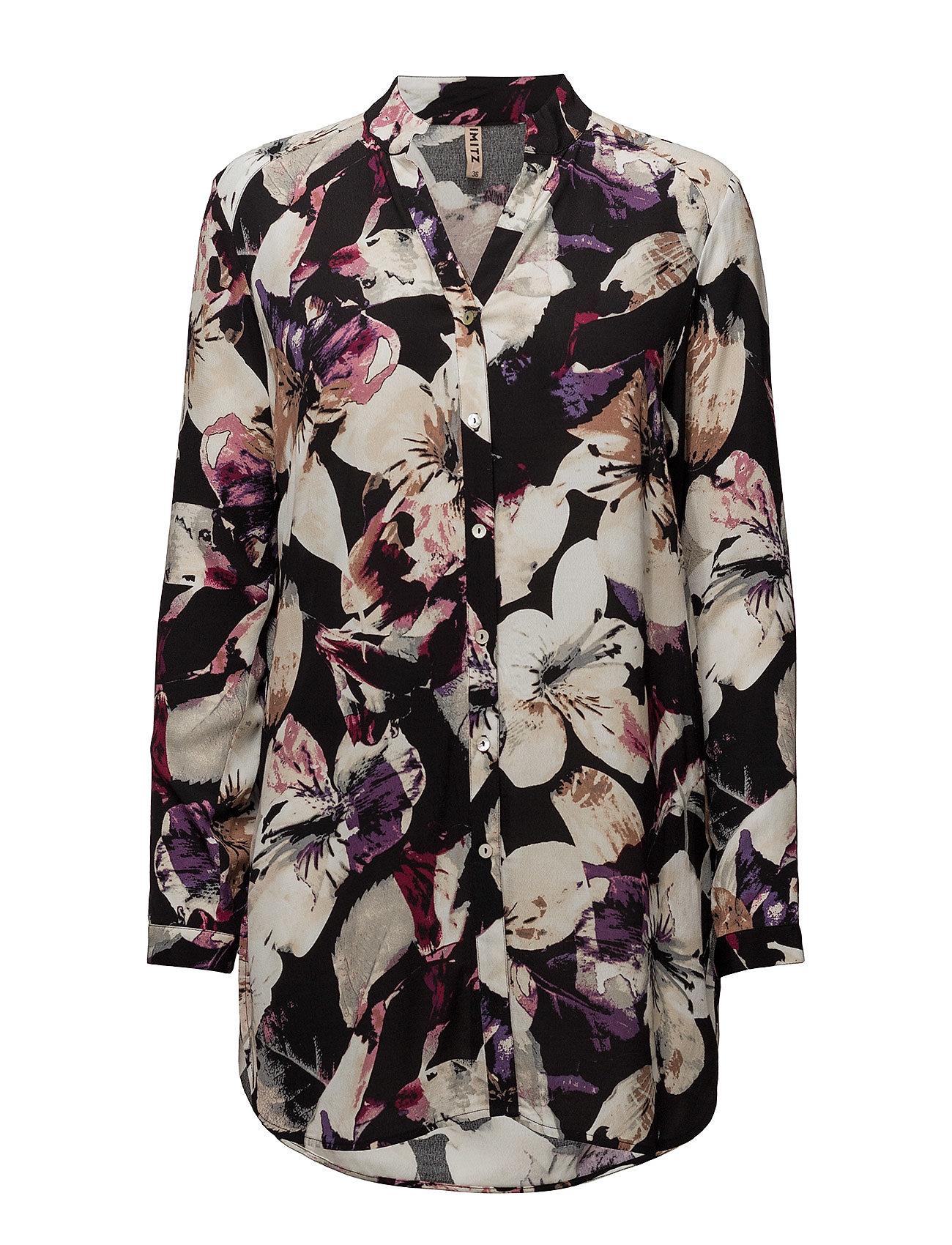 Shirt l/s woven fra imitz fra boozt.com dk