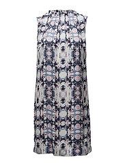 Dress-light woven - SHELL CORAL