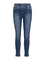Jeans-denim - MEDIUM BLUE DENIM