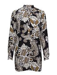 Shirt l/s Woven - CANTEEN MIX