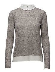 Pullover-knit Heavy - TOWER MIX