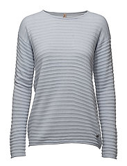 Pullover-knit Heavy - HEATHER