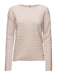 Pullover-knit Heavy - HUSHED VIOLET