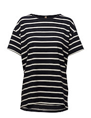 T-shirt s/s - FRENCH NAVY MIX