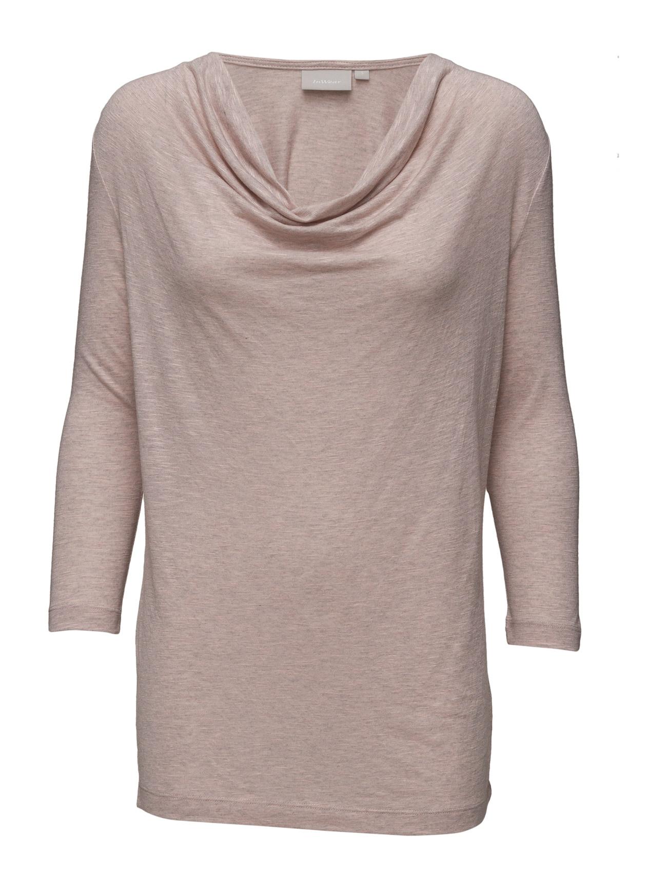 b5aa2803 Shop Raza Top Kntg InWear Langærmede i Rose Røg til Damer på nettet