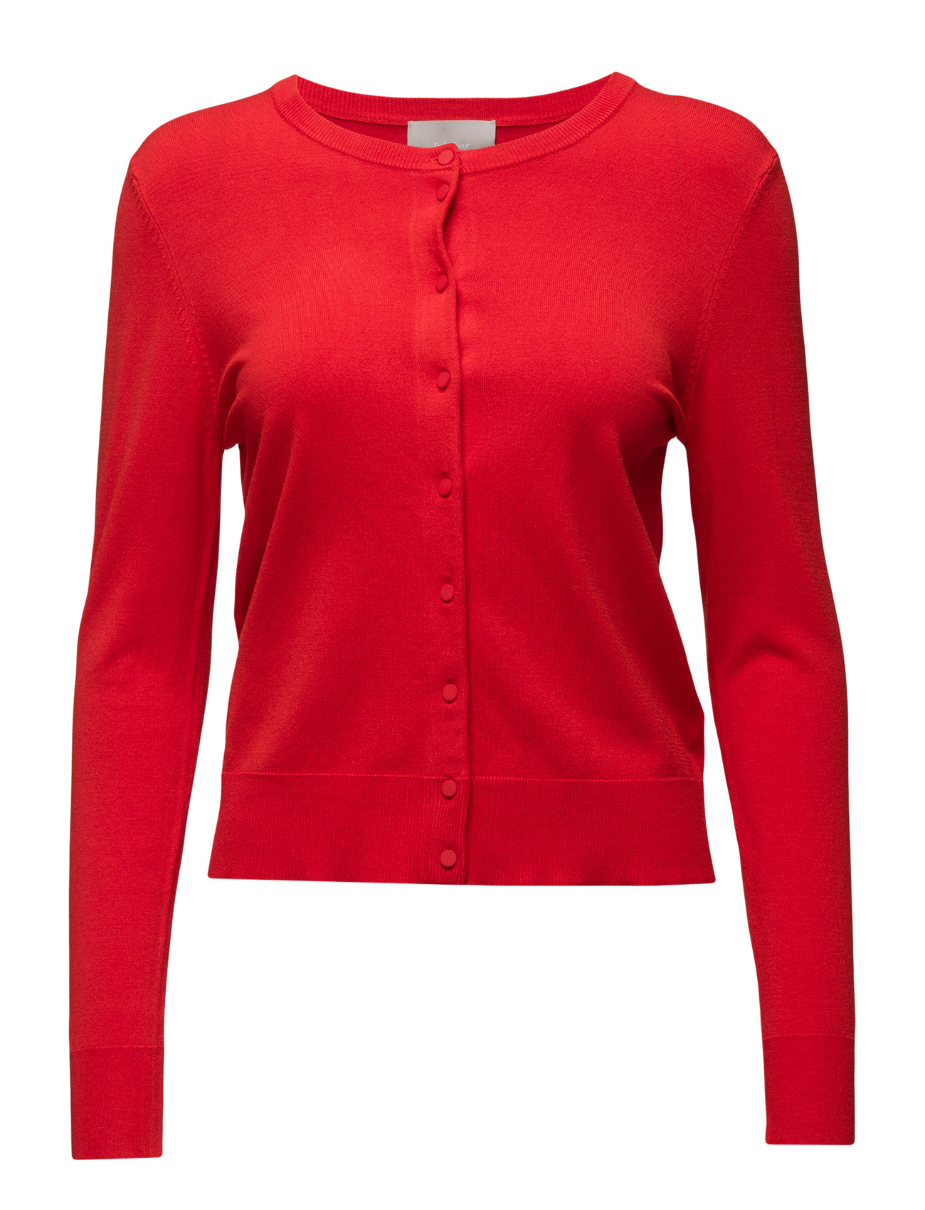 45e791b9 Rita Cardigan Knit InWear Cardigans til Damer i Fiery Red ...