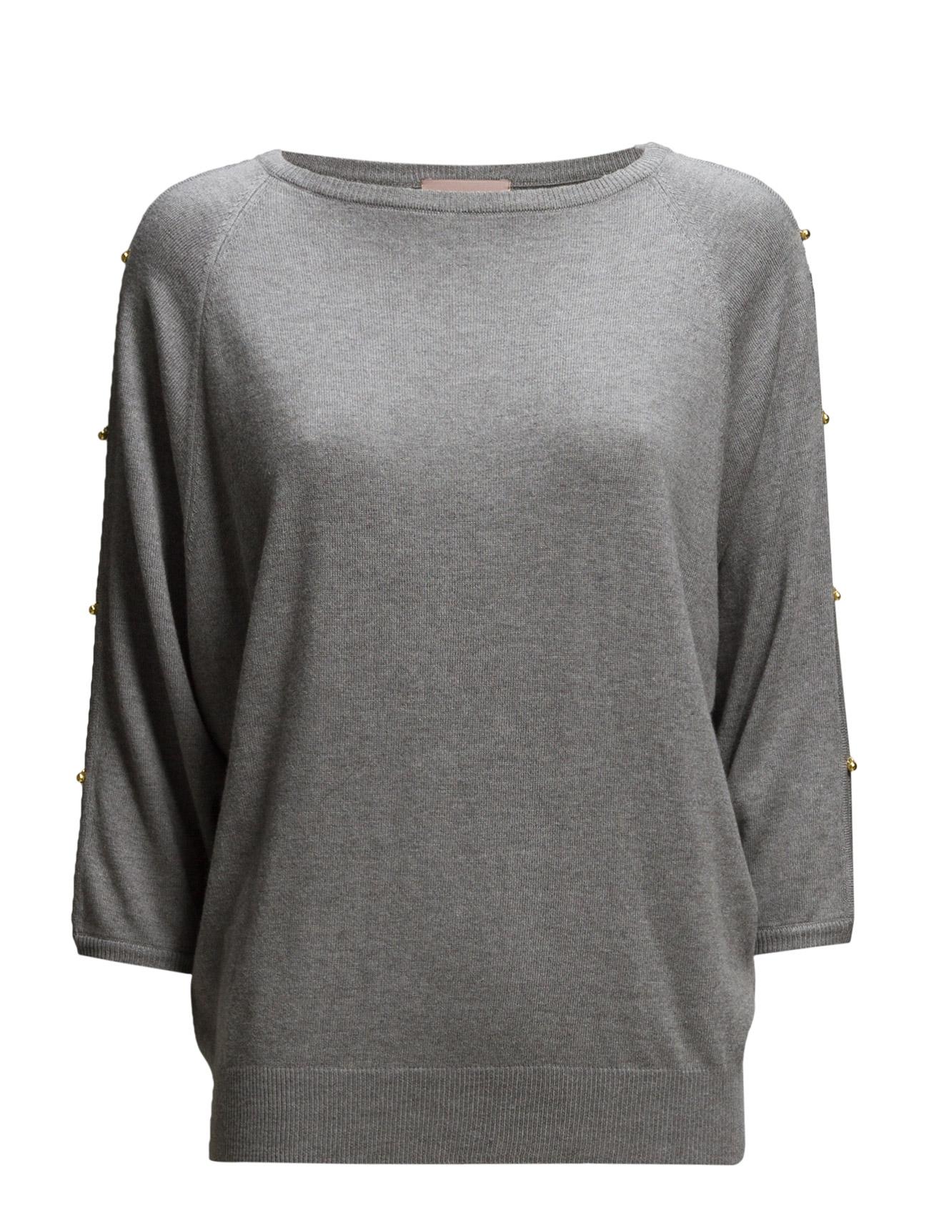 Hira Pullover Knit InWear Sweatshirts til Kvinder i Sort