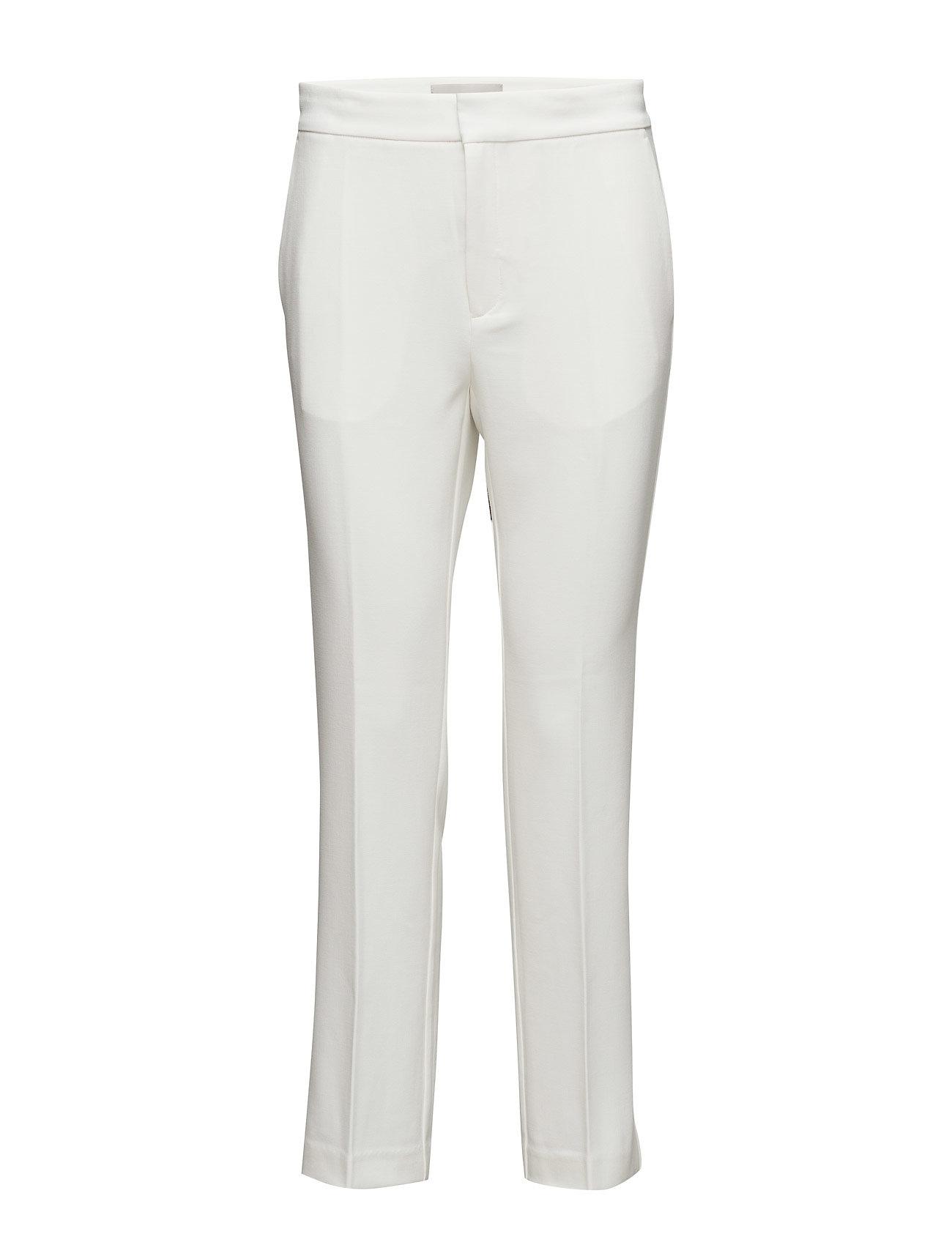 Zoya Pant Hw InWear Bukser til Kvinder i hvid røg