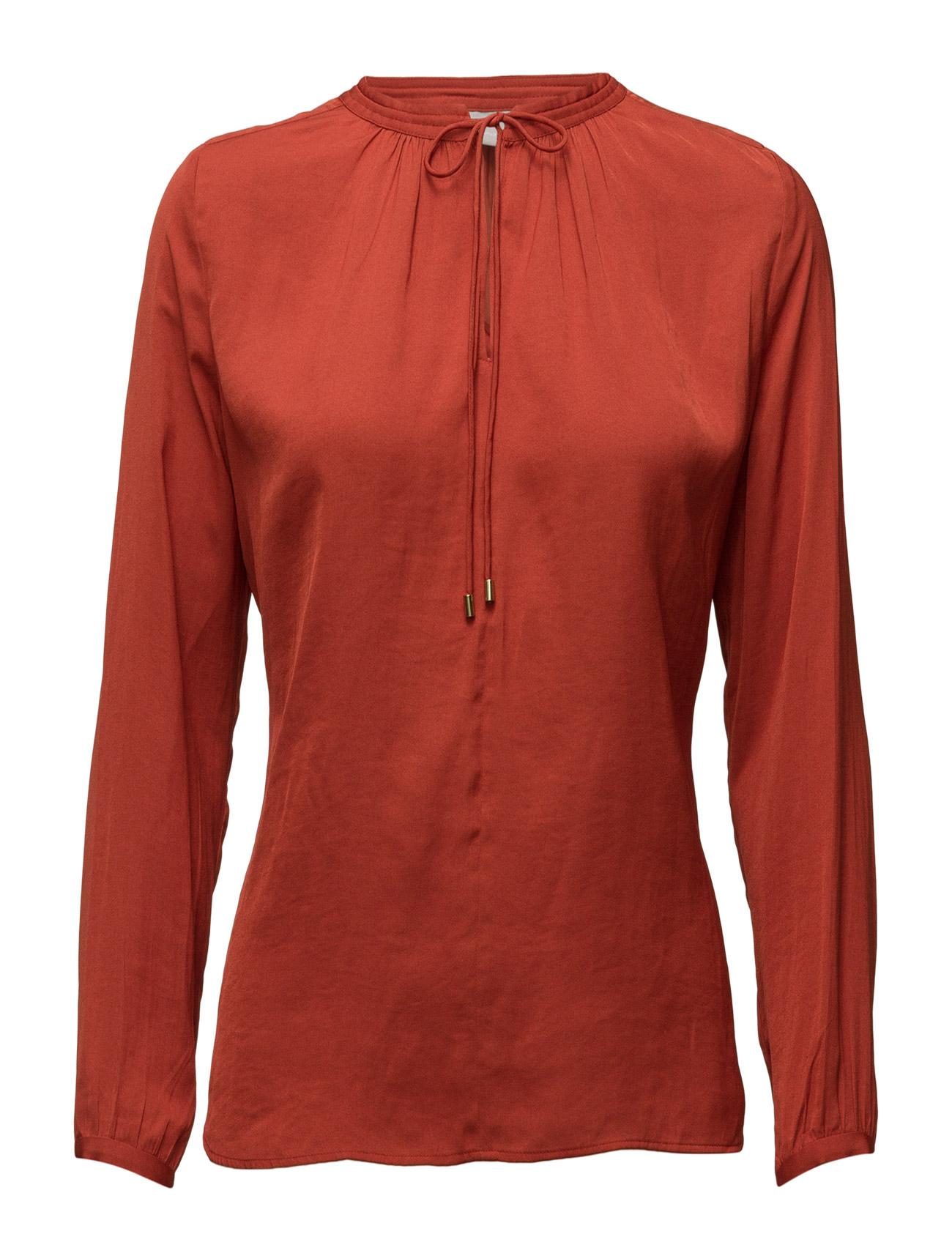 Gather Shirt Lw InWear Langærmede til Damer i