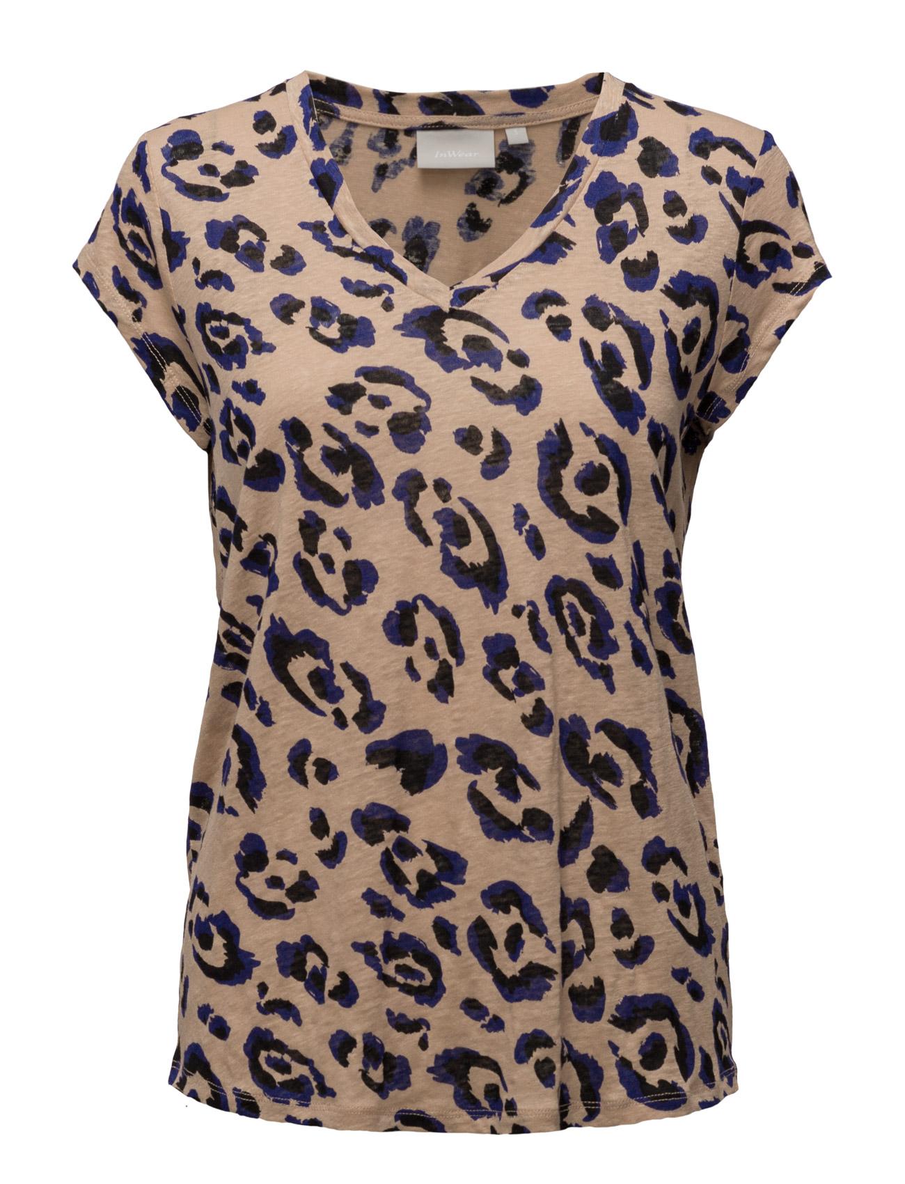 Caurals Hs Print InWear T-shirts & toppe til Kvinder i