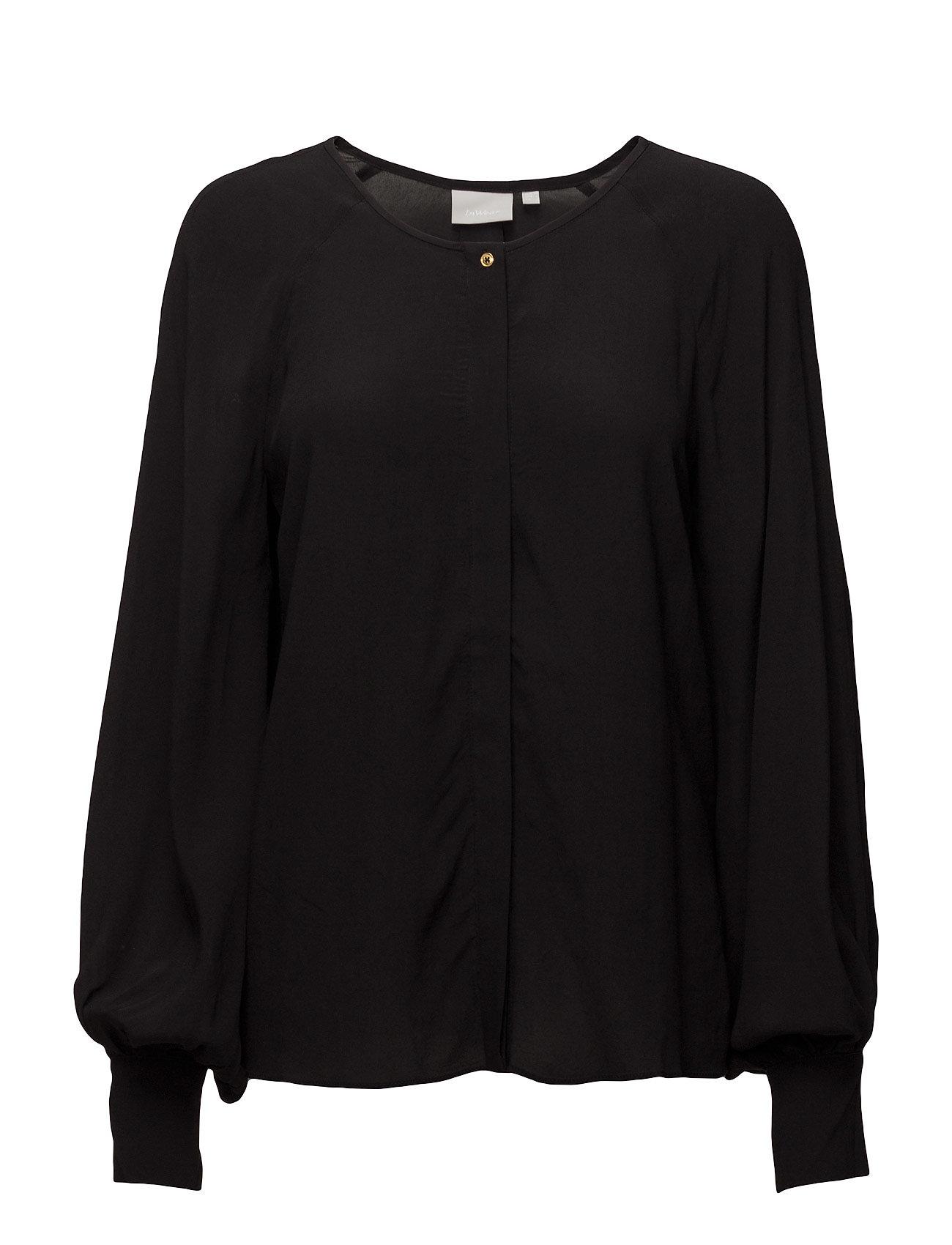 Meagan Shirt Lw InWear Langærmede til Damer i Sort