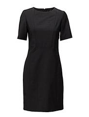 Noyan Dress HW - BLACK