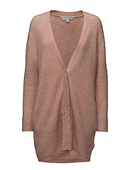 Panula Cardigan KNIT - BLUSH POWDER