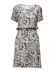 Fargi Dress HC - SKETCHED ROSE