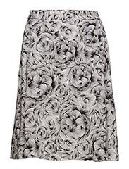 Fargi Skirt HC - SKETCHED ROSE