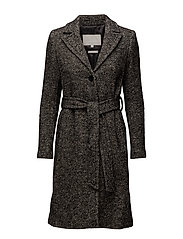 Vanessa Coat OW - BLACK