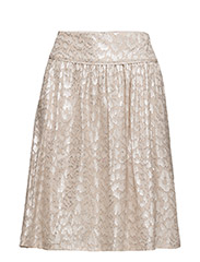 Lia Skirt LW - POWDER BEIGE