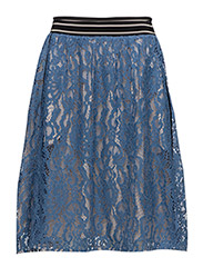 Ingrid Skirt LW - BLUE DUTCH