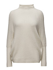 Yanet Pullover KNIT - WHITE SMOKE
