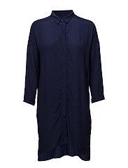 Galetta Long Shirt LW - MIDNIGHT