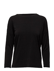 Yudit Top KNTG - BLACK