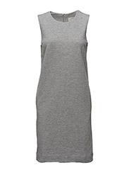 Yulia Dress KNTG - LIGHT GREY MELANGE