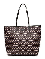 Linnett Shopper ACCS - IW SIGNATURE PRINT BLUSH