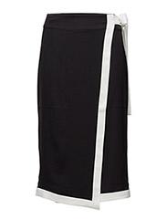 Zayda Skirt HW - BLACK