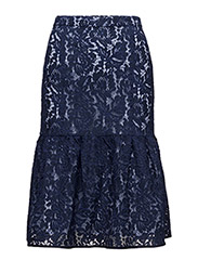 Ginny Lace Skirt LW - MIDNIGHT